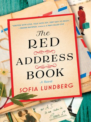 cover image of The Red Address Book